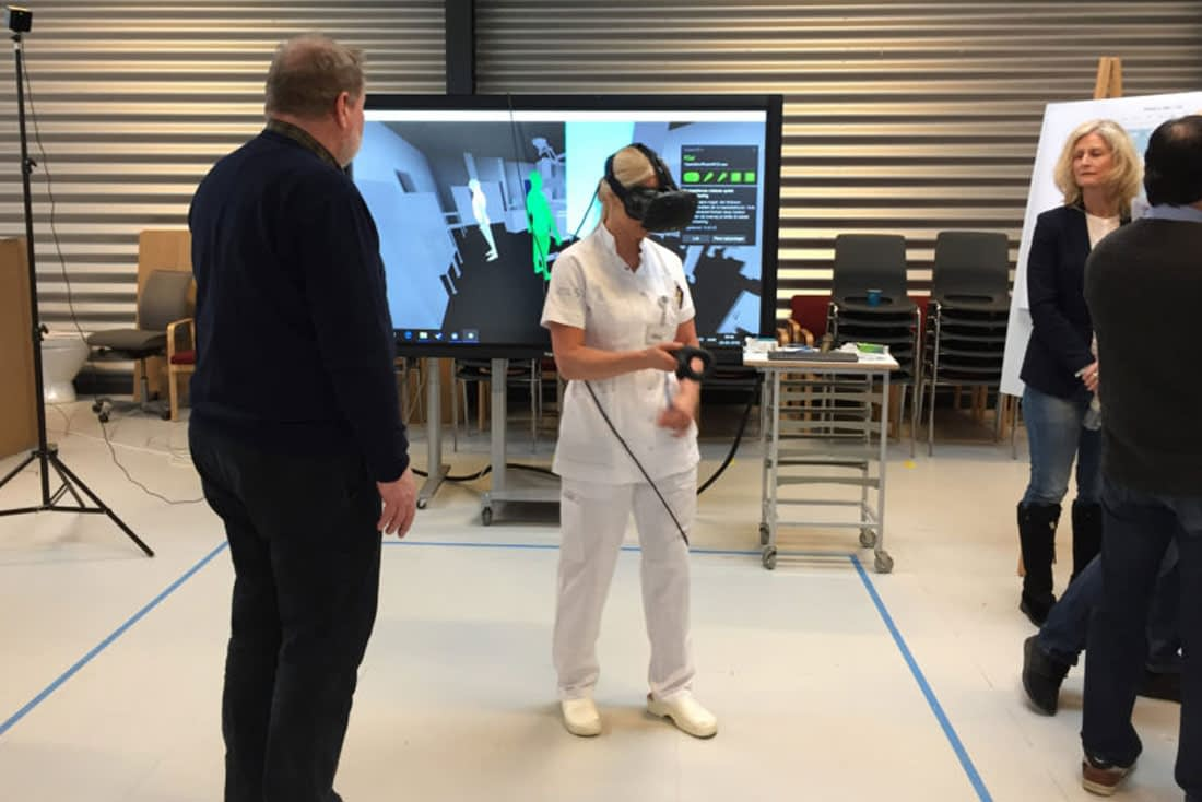 Operating Theatre VR Simulation | Køge Hospital