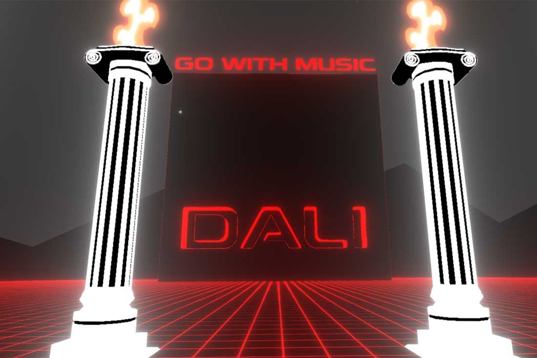 DALI Go With Music VR