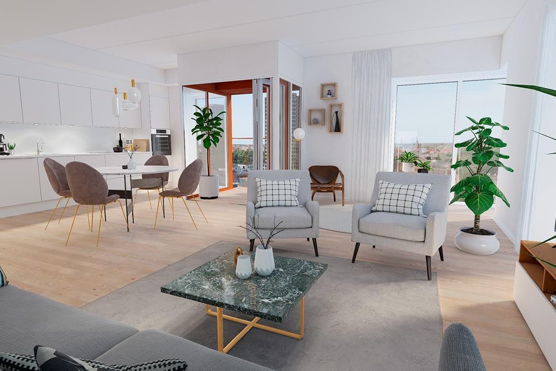 Virtual Apartments | Carlsberg Byen