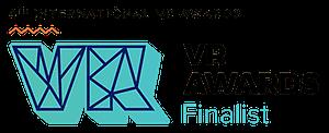 VR Awards 2020 Finalist logo