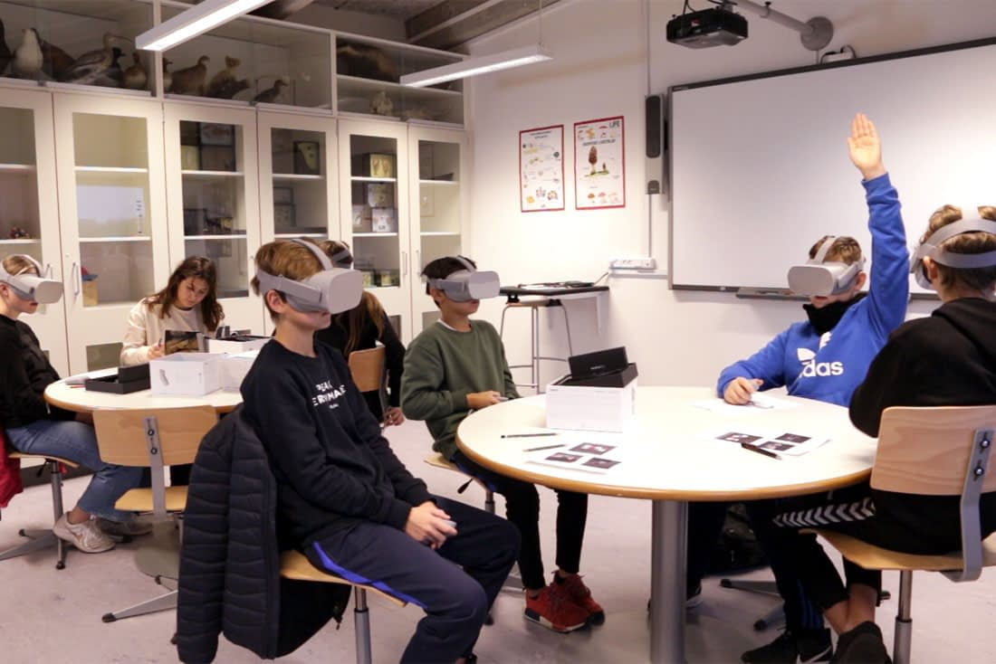 Helsingør Skole VR Project