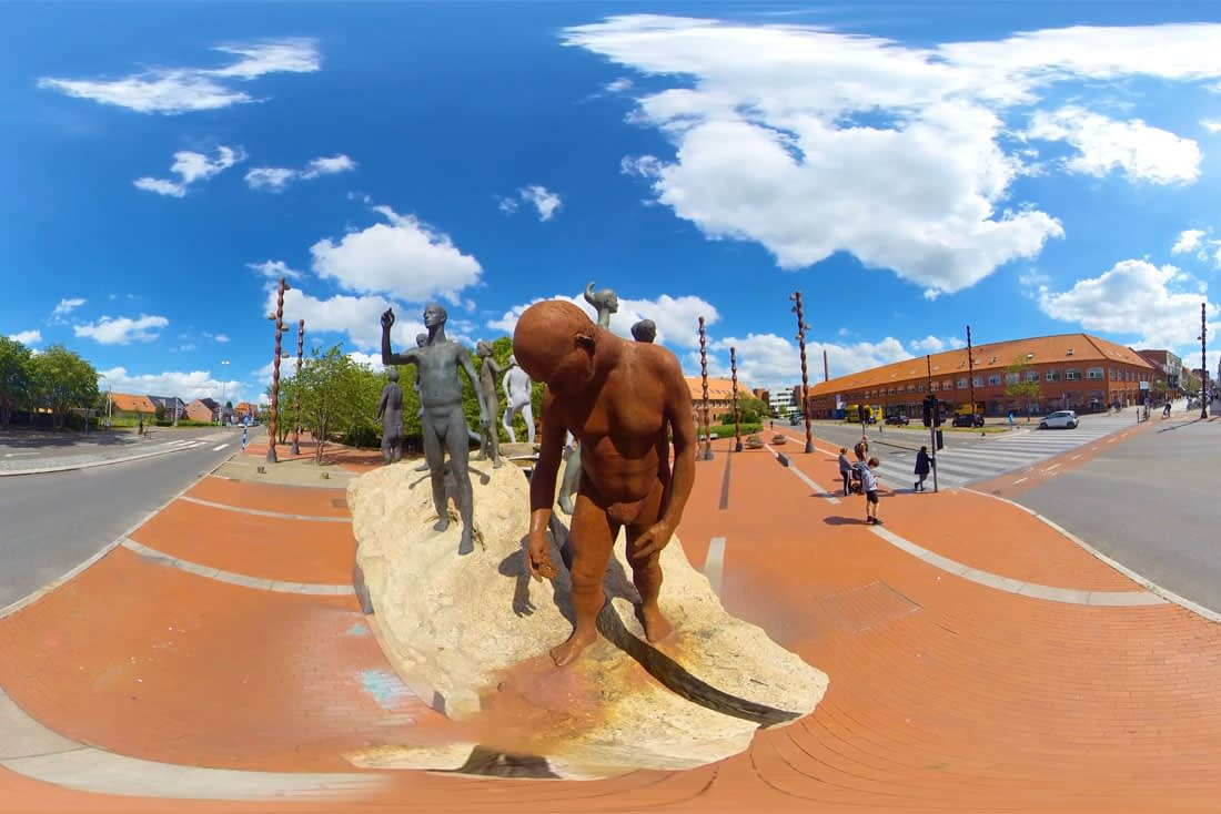 VR Tourist Guide | Visit Holstebro