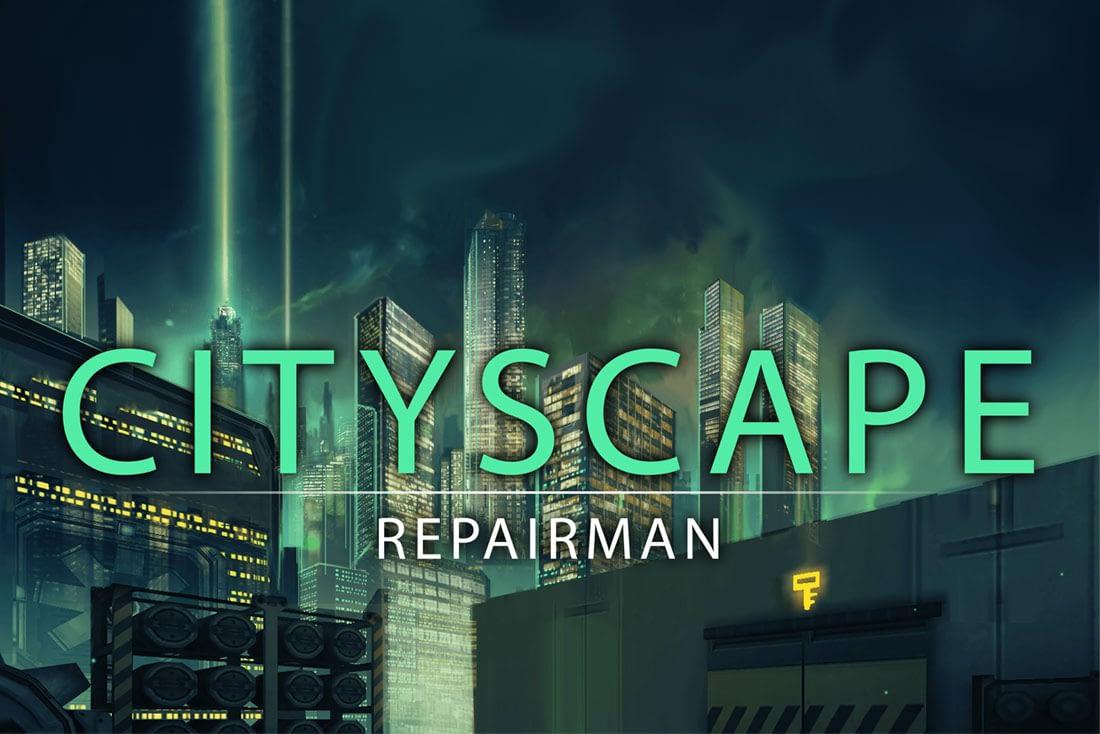 Cityscape Repairman 1.0